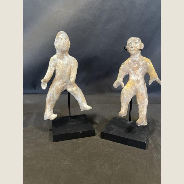 Ancient Chinese Han Dynasty Acrobats