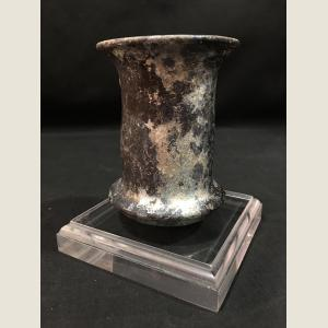 Image For: Ancient Roman Iridescent Glass Beaker