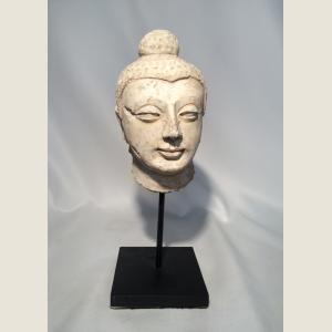 Click here to go to the Ancient Gandharan Stucco Head of Buddha page