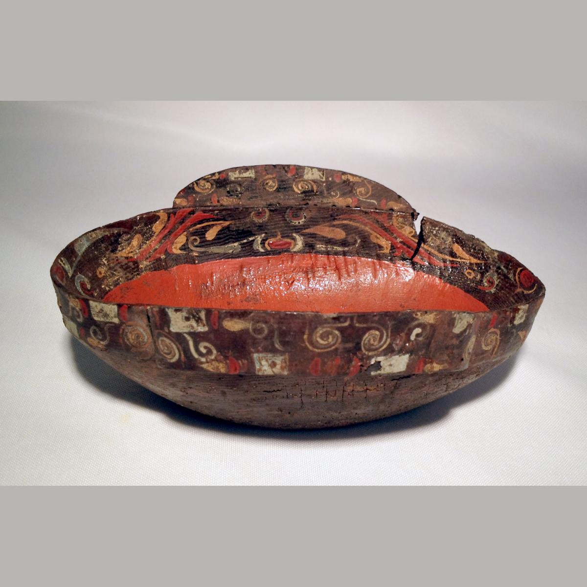 Ancient Chinese Lacquer Cup