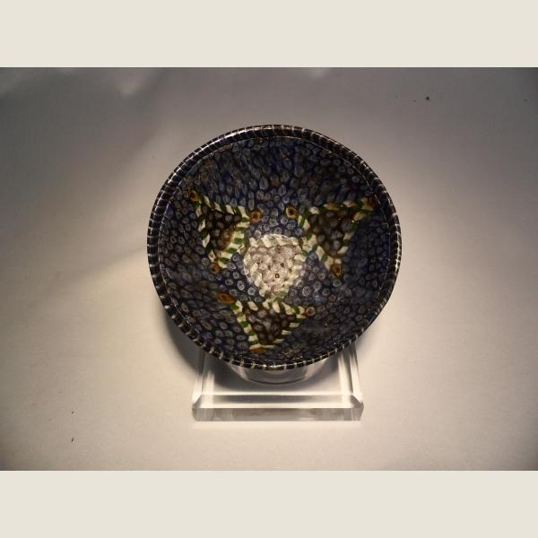 Ancient Greek Mosaic Bowl