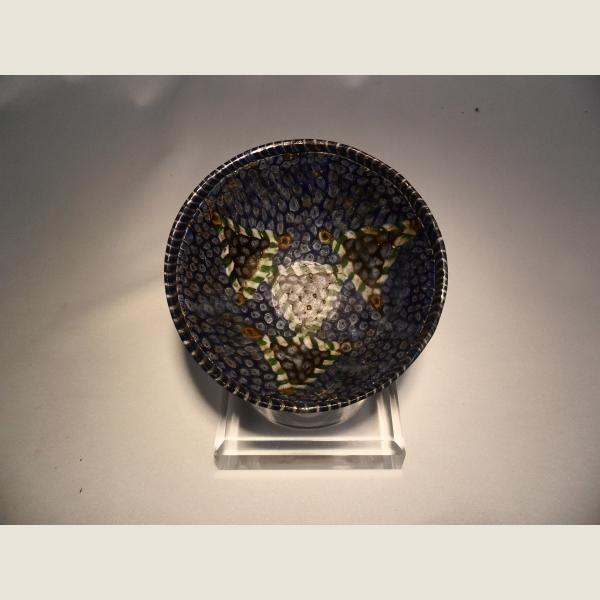 Ancient Greek Mosaic Bowl