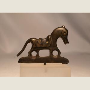 Image For: Ancient Bronze Horse