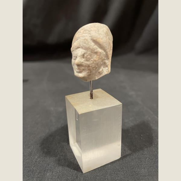 Ancient Cypriot Head