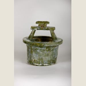Image For: Ancient Chinese Han Dynasty Well Model