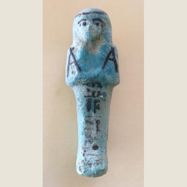 Ancient Egyptian Turquoise Ushabti