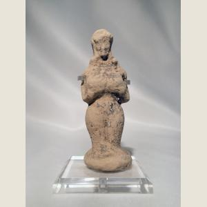 Image For: Ancient Mesopotamian Nursing Goddess