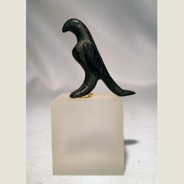 Ancient Roman Bronze Falcon