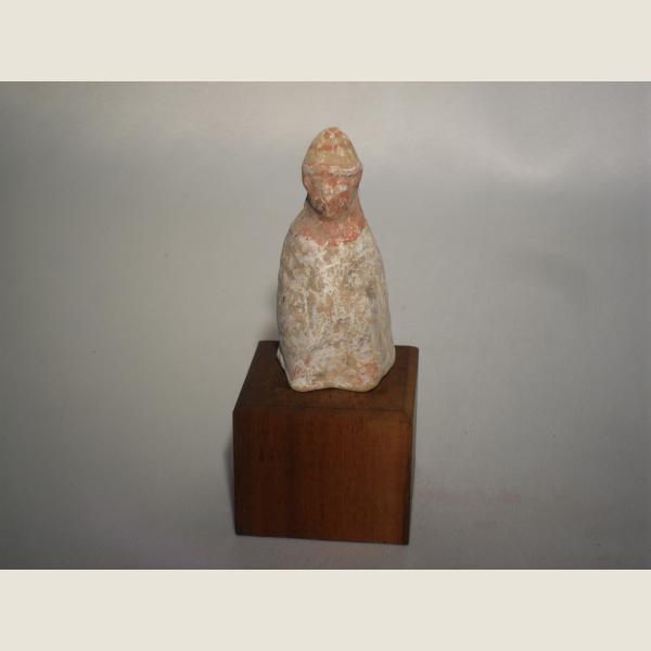 Ancient Greek Statue of Guardian