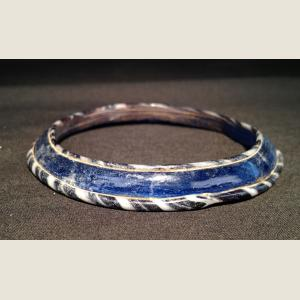 Image For: Ancient Roman Glass Bracelet