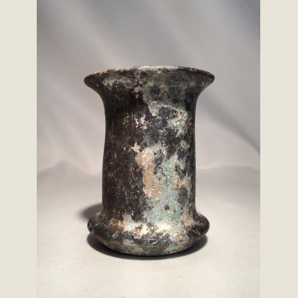 Ancient Roman Iridescent Glass Beaker