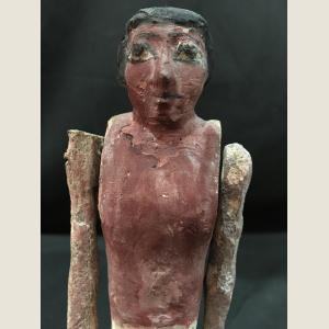 Image For: Ancient Egyptian Boat Figure