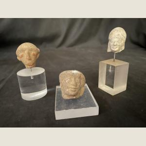 Click here to go to the Ancient Cypriot Head page