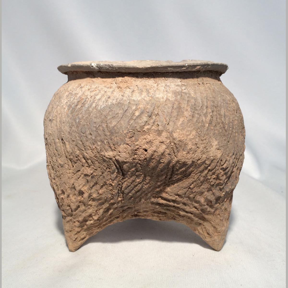 Ancient Chinese Shang Dynasty Vessel