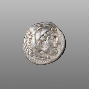 Image For: Ancient Silver Drachm