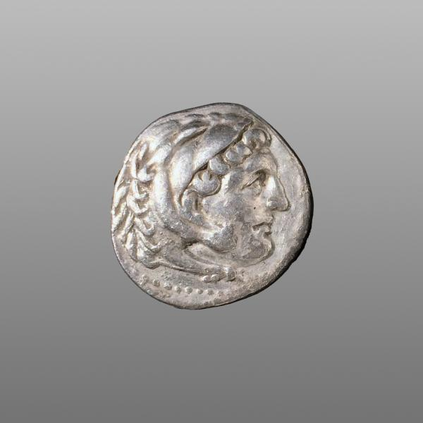 Ancient Silver Drachm