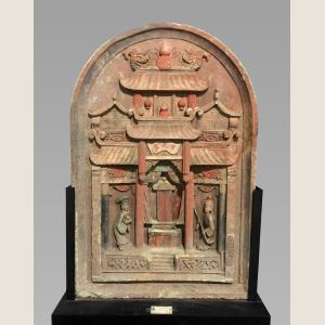 Image For: Ancient Chinese Stele