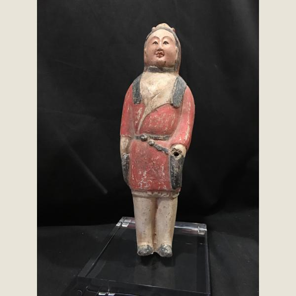 Ancient Chinese 6th Dynasty Soldiers