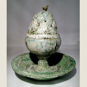 Image For: Ancient Chinese Han Dynasty Magic Mountain Censer