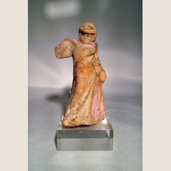Ancient Greek Winged Cherub